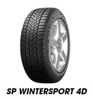 Dunlop SP Winter Sport 4D